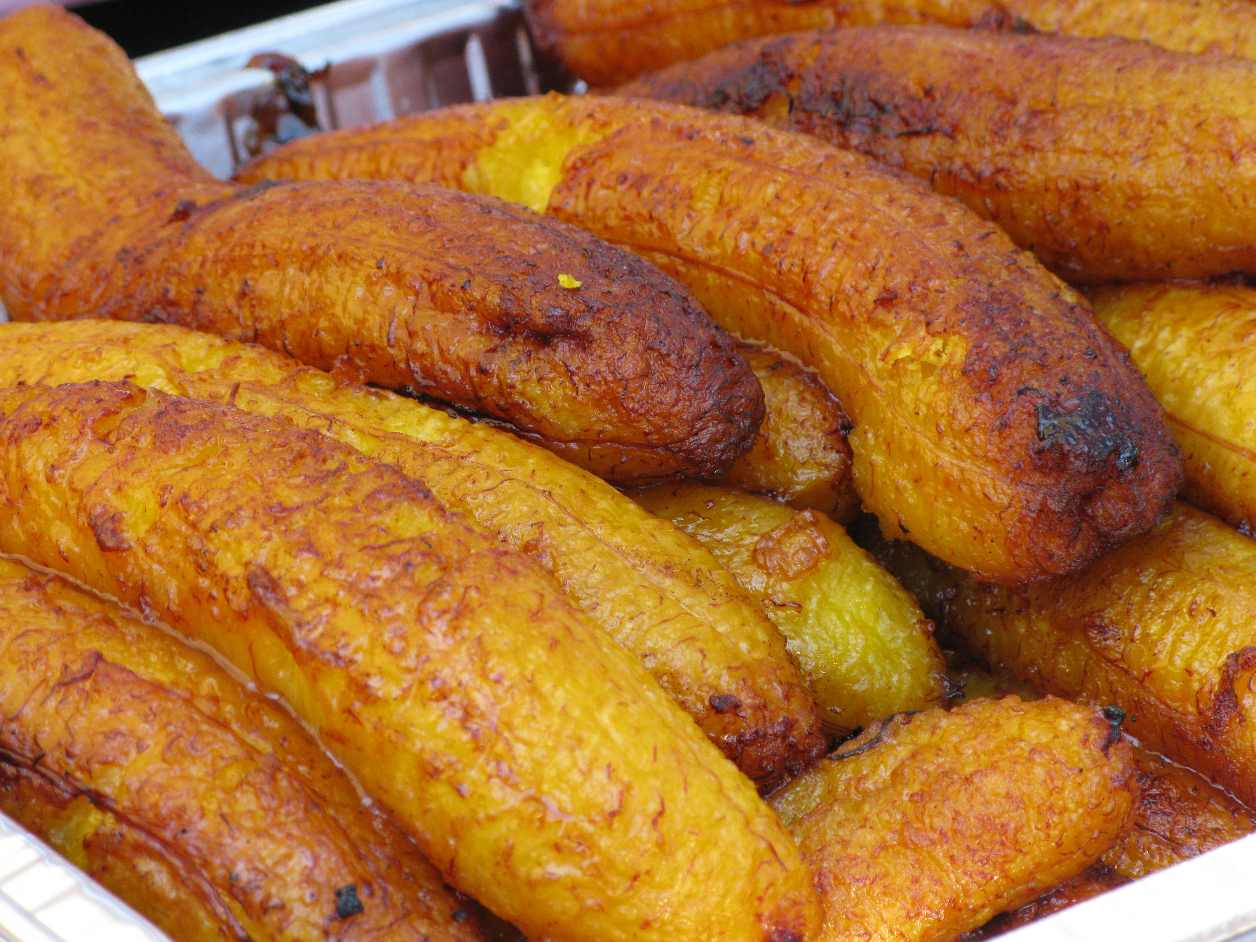Platanos Maduros