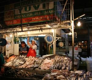 Santigo's Mercado Central