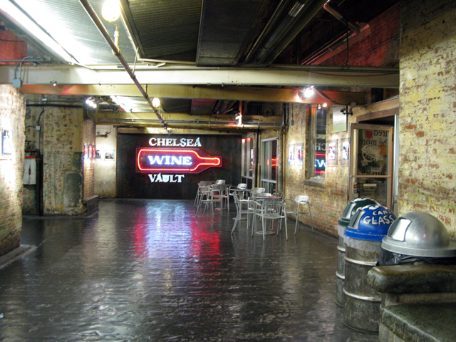 The Chelsea Market