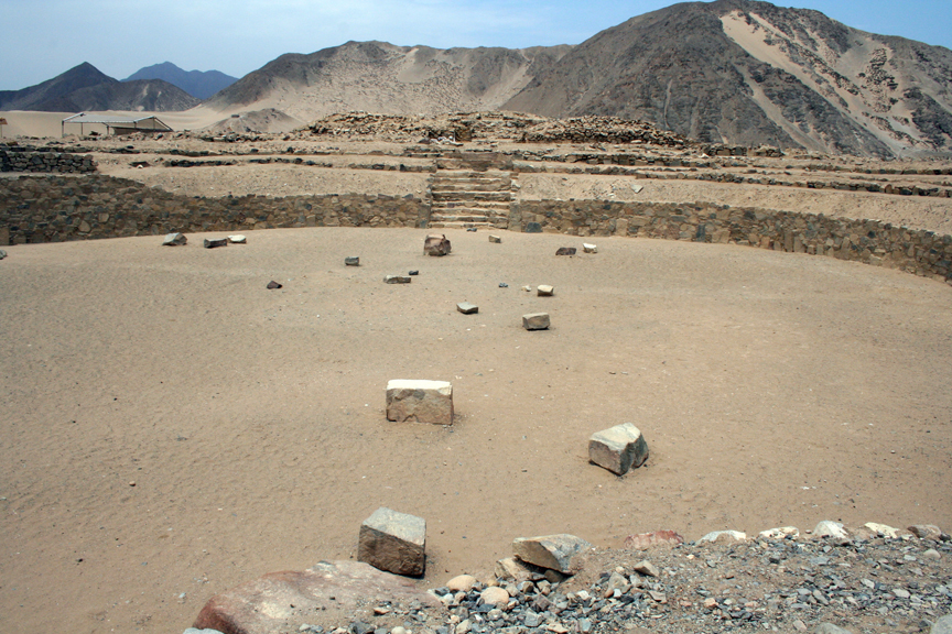 The 5,000 Year Old City of Caral