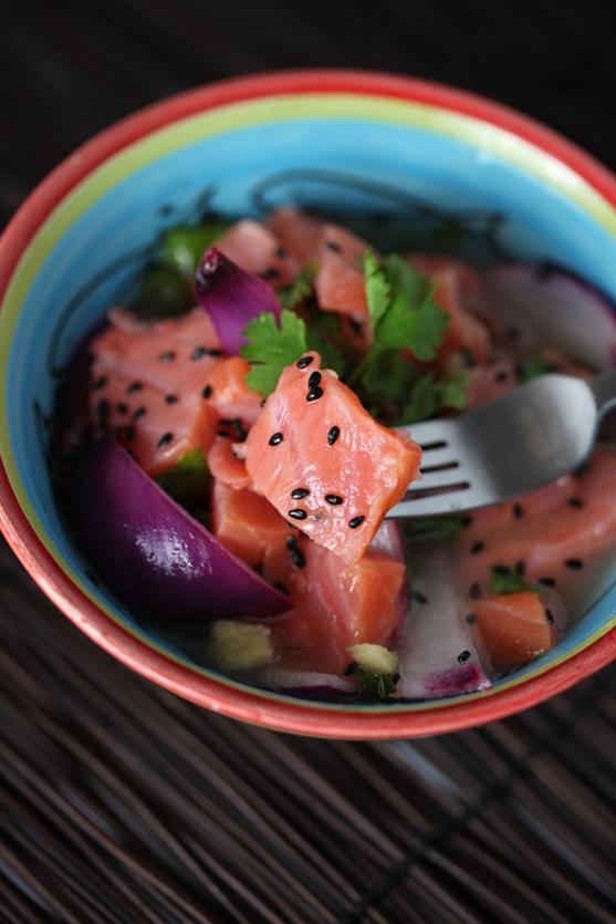 salmonceviche