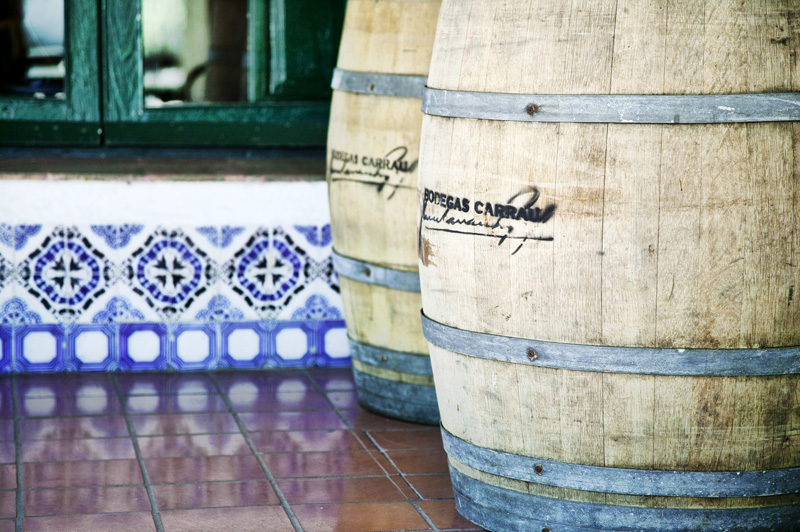 Bodega Carrau has a small but elegant visitors centre, where, with a previous reservation you can experience Uruguayan wine the way it is meant to be - carefully paired with excellent fare from the kitchen.