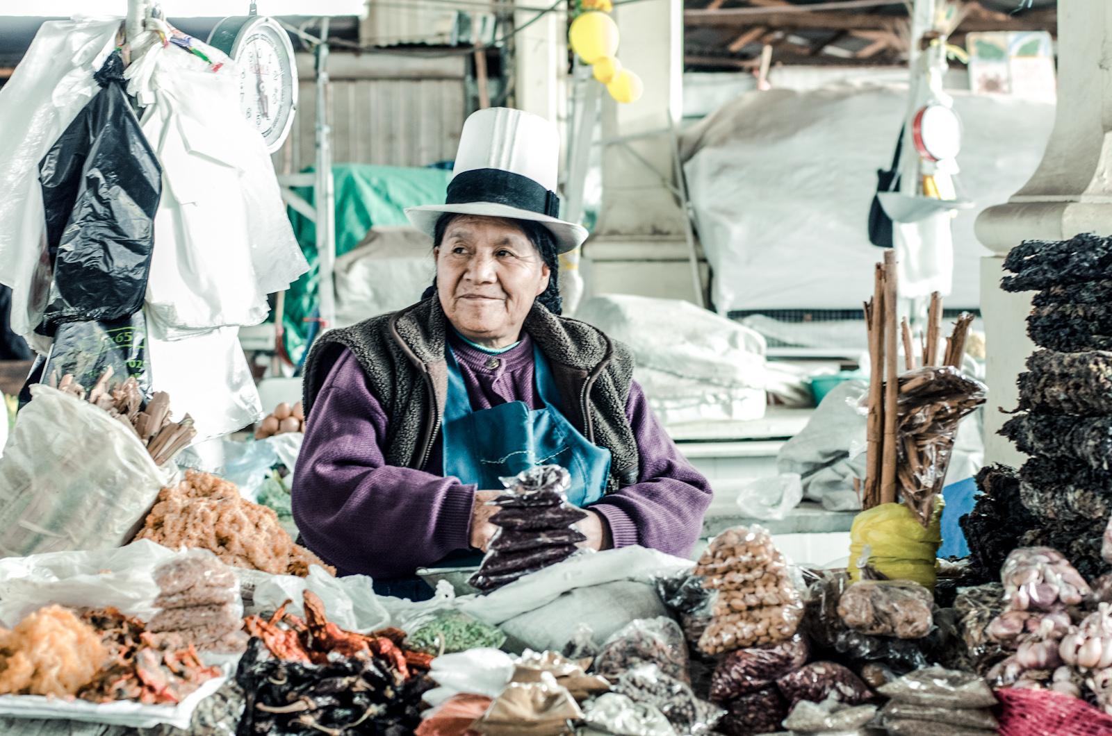 Mercado San Pedro Cuzco 4