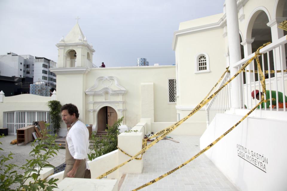 Astrid y Gaston Casa Moreyra - Lima, Peru