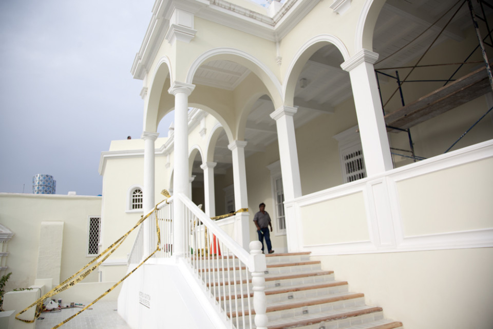 Astrid y Gaston Casa Moreyra - Lima, Peru 3